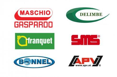 Les marques distribuées